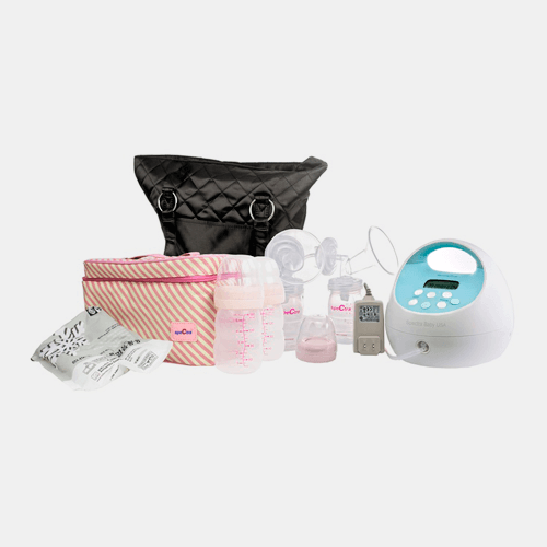 Spectra S1Plus with Tote Double Electric Breast Pump